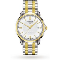 shop for Tissot Automatics III Date 39mm Mens Watch T0654072203100 at Shopo