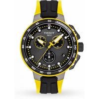 shop for Tissot T-Race Cycling Tour De France 2019 44.5mm Mens Watch T1114173705700 at Shopo