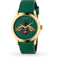 shop for Gucci G-Timeless 38mm Unisex Watch YA1264065 at Shopo