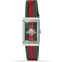 shop for Gucci G-Frame Ladies Watch YA147408 at Shopo