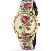 shop for Gucci G-Timeless Floral Unisex Watch at Shopo