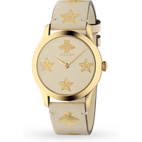 shop for Gucci G-Timeless Garden Le Marché Des Merveilles Ladies Quartz Watch at Shopo