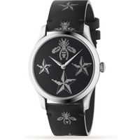 shop for Gucci G-Timeless 38mm Unisex Watch YA1264105 at Shopo