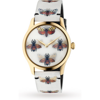 shop for Gucci G-Timeless 38mm Ladies Watch YA1264109 at Shopo