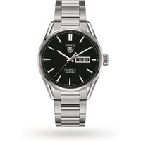 shop for TAG Heuer Carrera Calibre 5 41mm Mens Watch WAR201A.BA0723 at Shopo