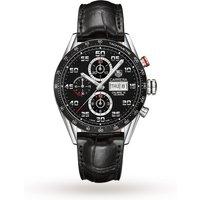 shop for TAG Heuer Carrera Calibre 16 43mm Mens Watch CV2A1R.FC6235 at Shopo