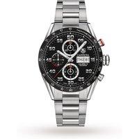 shop for TAG Heuer Carrera Calibre 16 43mm Mens Watch CV2A1R.BA0799 at Shopo