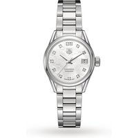 Image of TAG Heuer Carrera Ladies 28mm Automatic Watch