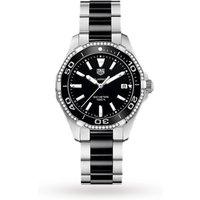 shop for TAG Heuer Aquaracer 35mm Ladies Watch WAY131G.BA0913 at Shopo