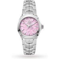 TAG Heuer Link Ladies 32mm Quartz Date Watch