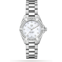 shop for TAG Heuer Aquaracer 27mm Ladies Watch WBD1415.BA0741 at Shopo