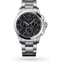 shop for Longines Conquest 42mm Mens Watch L37174666 at Shopo