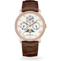 Blancpain Villeret Quantieme Perpetual 40mm Mens Watch