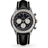 shop for Breitling Navitimer 01 46mm Mens Watch AB0127211B1X1 at Shopo