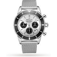 Breitling Superocean Heritage B01 Chronograph Mens Watch AB0162121G1A1