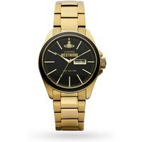shop for Vivienne Westwood Camden Lock Gold Plated Watch at Shopo