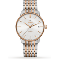 shop for Rado Coupole Classic 37.5mm Mens Watch R22860027 at Shopo
