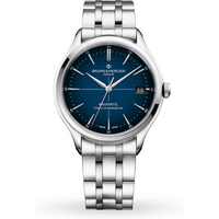 Baume and Mercier Watch Clifton Baumatic Cadran Blue