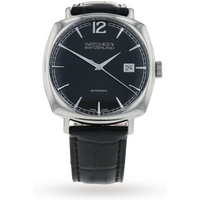 Mappin & Webb Watches of Switzerland Campaign Mens Watch.
