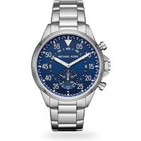 shop for Michael Kors Mens Gage Hybrid Smartwatch at Shopo
