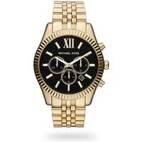 shop for Michael Kors Lexington Chronograph Mens Watch MK8286 at Shopo