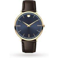 shop for Mens Movado Ultra Slim Watch 0607088 at Shopo