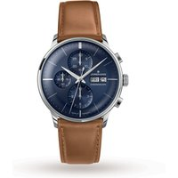 Junghans Unisex Meister Chronoscope Chronograph Watch