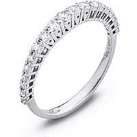 Ponte Vecchio brilliant cut 0.31 carat total weight diamo ...