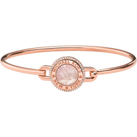 shop for Michael Kors Rose Gold Coloured Mother of Pearl Bangle at Shopo