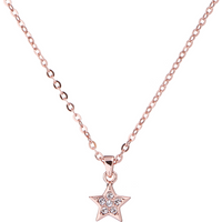 Image of Ted Baker Saigi Pave Shooting Star Pendant