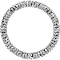 Fope 18ct White Gold Flexit Solo Bracelet