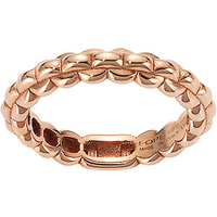 shop for Fope Flex'it Eka Tiny Ring - Ring Size N at Shopo