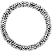 Fope 18ct White Gold Flexit Vendome Bracelet