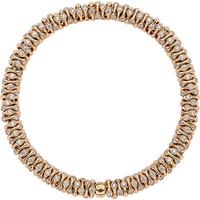 Fope 18ct Rose Gold Flexit Prima Bracelet