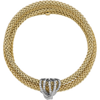 Fope 18ct Yellow Diamond MiaLuce Bracelet
