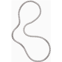 Exclusive Fope 18ct White Gold MiaLuce Necklace