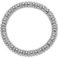 Fope 18ct White Gold Diamond Solo Bracelet