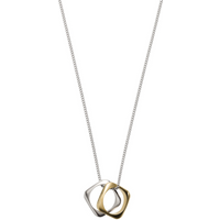 shop for Emporio Armani Stainless Steel With Gold Colour Mens Necklace at Shopo