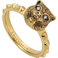 shop for Gucci Le Marché des Merveilles Ring - Ring Size L at Shopo