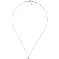 shop for Gucci GG Running 18ct White Gold Diamond Pendant at Shopo