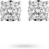 shop for Mappin & Webb Masquerade 0.67ct Diamond Stud Earrings at Shopo