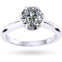 shop for Mappin & Webb Hermione Engagement Ring 0.25 Carat - Ring Size L at Shopo
