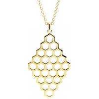 Birks Bee Chic Medium Pendant Necklace