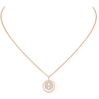 Messika Lucky Move PM Pavé Necklace