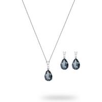 SWAROVSKI Vintage Blue Jewellery Set