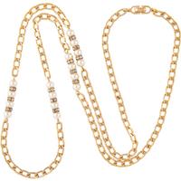 Exclusive Susan Caplan Vintage Dior Necklace
