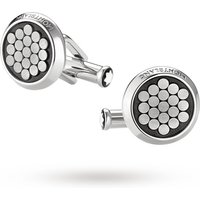 Montblanc Lacquer Cufflinks at Goldsmiths Jewellery
