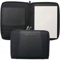 Hugo Boss Pens Keystone Black A5 Conference Folder