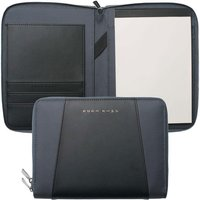 Hugo Boss Pens Keystone Grey A5 Conference Folder