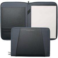 Hugo Boss Pens Keystone Grey A4 Conference Folder